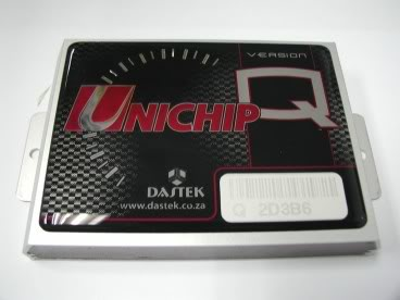 Dastek Mitsubishi Lancer Unichip Version Q ECU Tuning