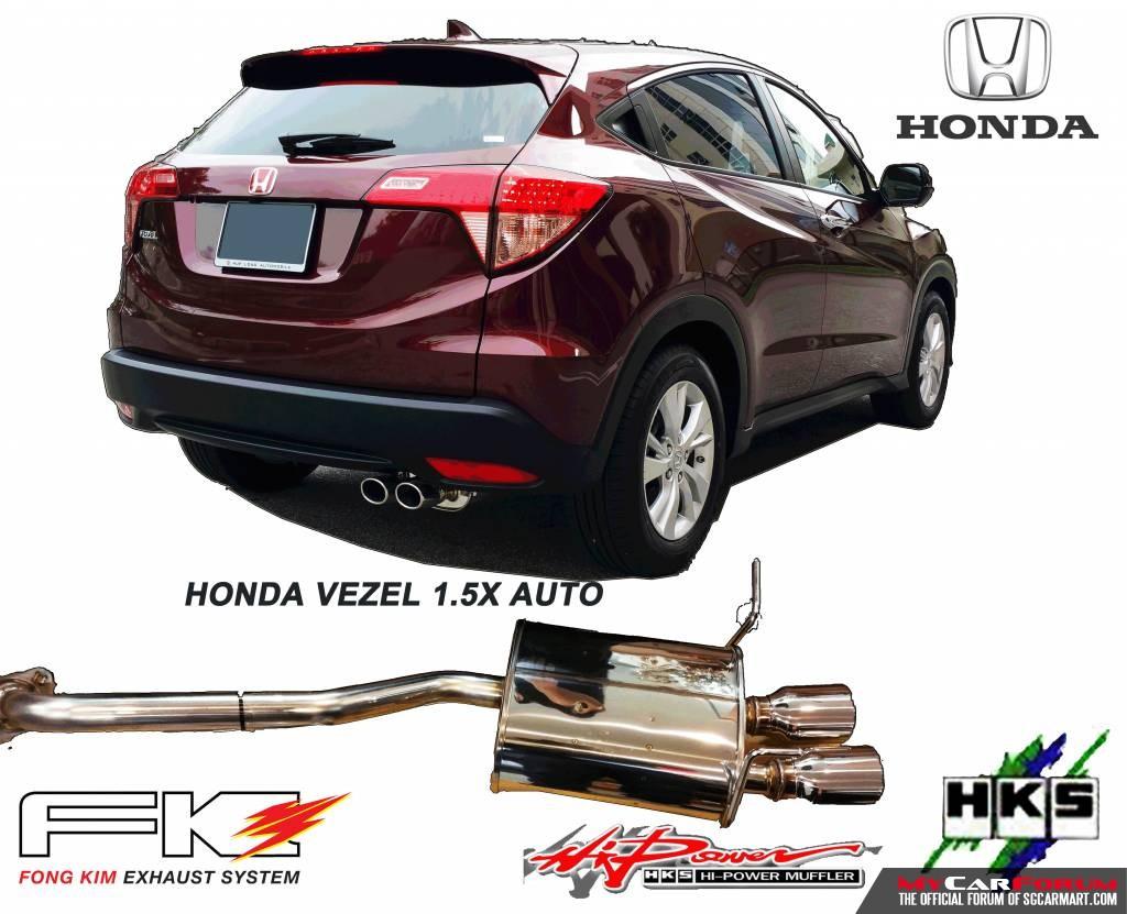 HKS Legamax Premium LTA-Compliant Exhaust Muffler