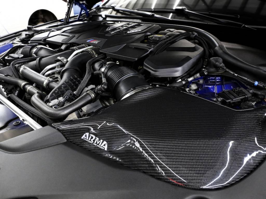 ARMA Speed Carbon Fibre BMW Air Intake System