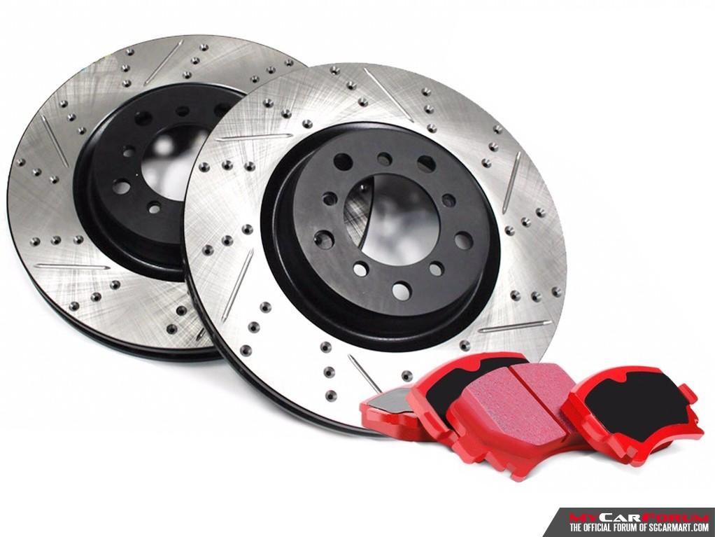 Fujiace High-Performance Car Brake Rotor