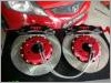 Honda Fit /  Jazz Force BBK Big 4 Pot Big Brake Kit