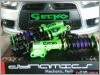 Gecko Racing Street Series Performance Coilover