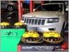 Grand Jeep / Cherokee Force BBK Front Big 8 Pot / Rear Big 6 Pot Big Brake Kit