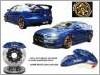 D1 Spec RS Series Big 4 Pistons Brake Kit System (With 330mm Brake Disc Rotors)
