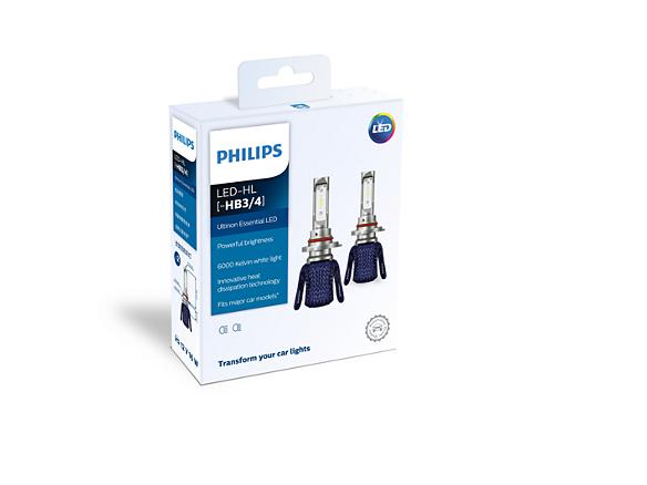 Philips Diamond Vision 12V Car Headlight
