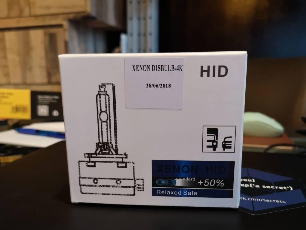 HID Xenon D1S Light Bulb