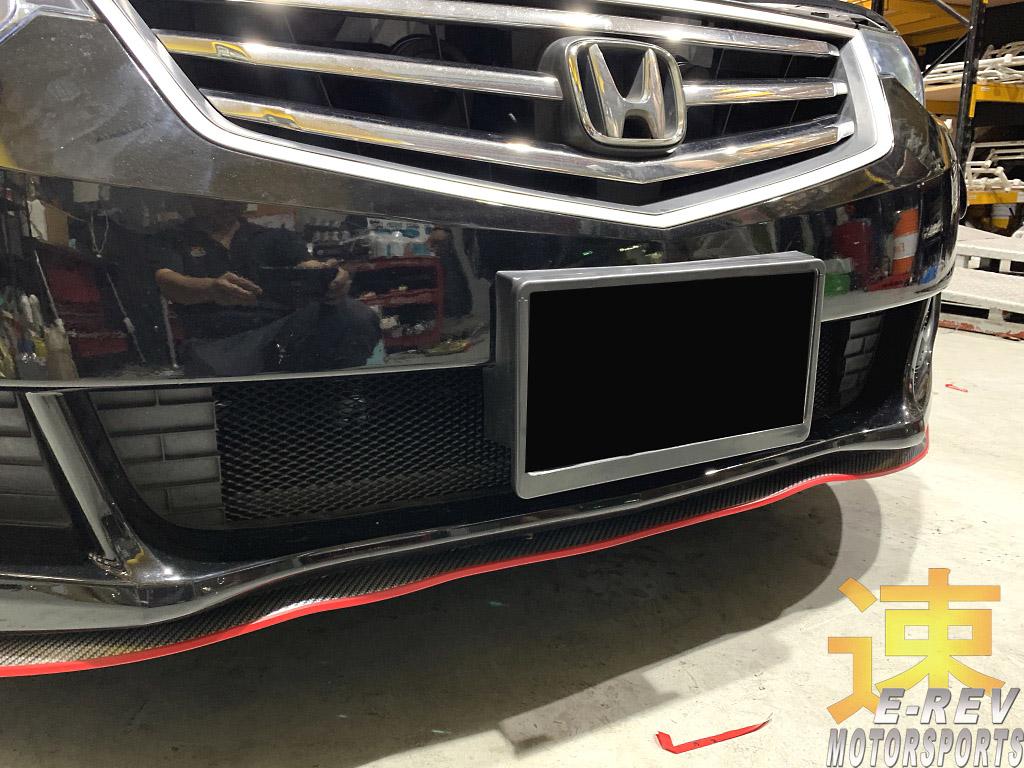 Front Bumper Wire Mesh Installation