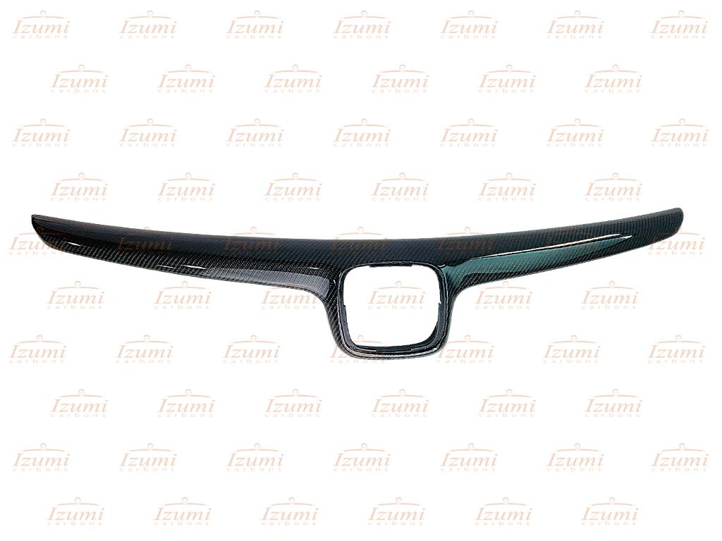 Izumi Carbons Honda Civic FD Carbon Fibre Front Grille