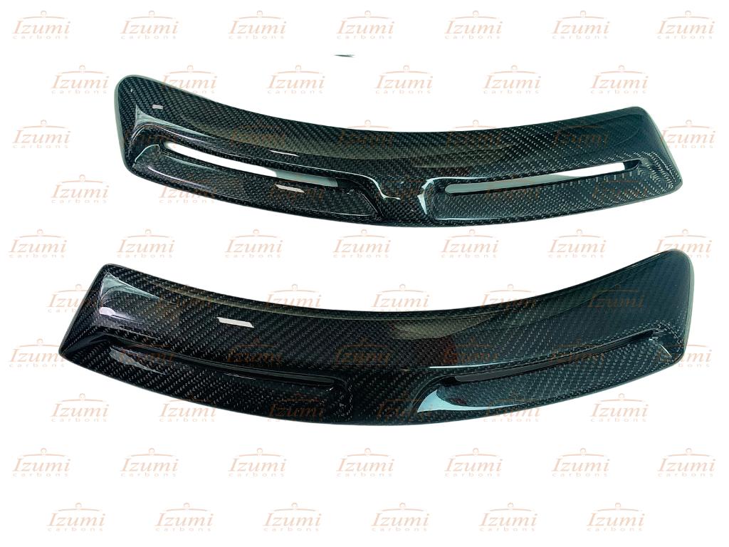 Izumi Carbons Mitsubishi Lancer Evo 10 Carbon Fibre Side Fender (2 pcs)