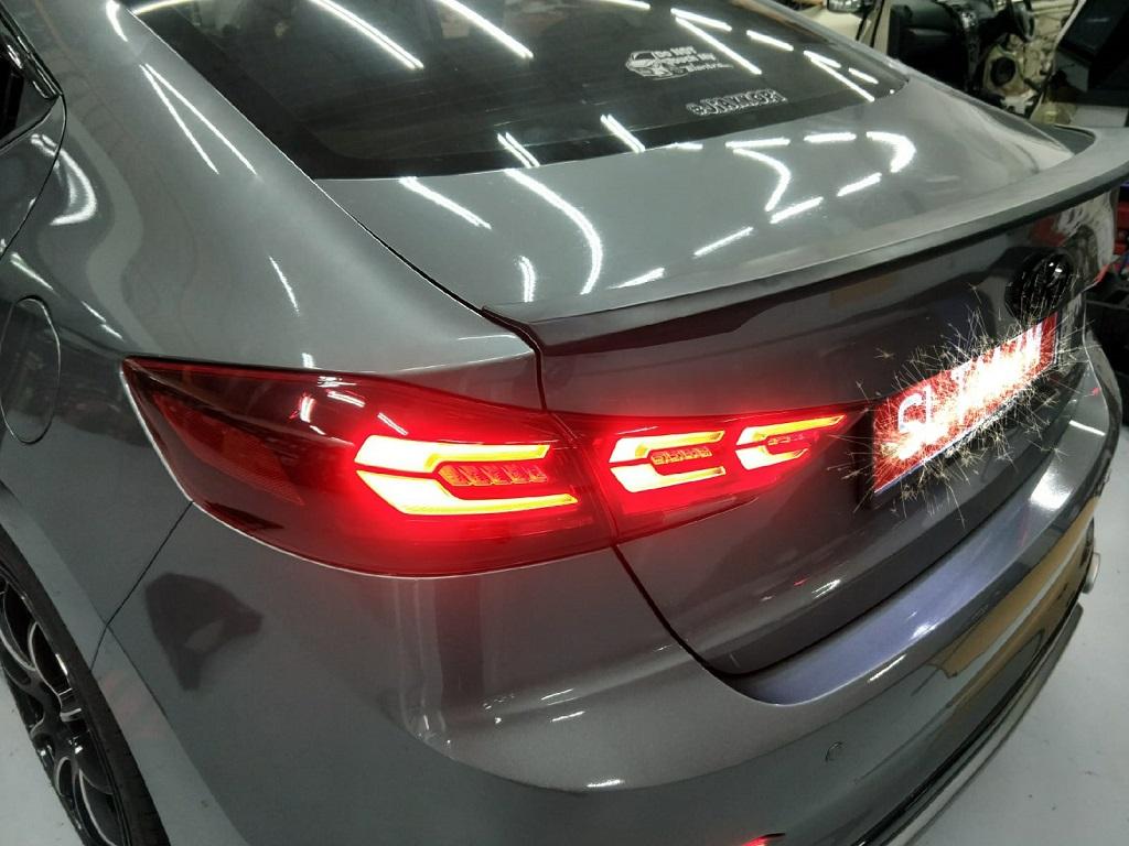 Hyundai Elantra 3C Design Tail Light