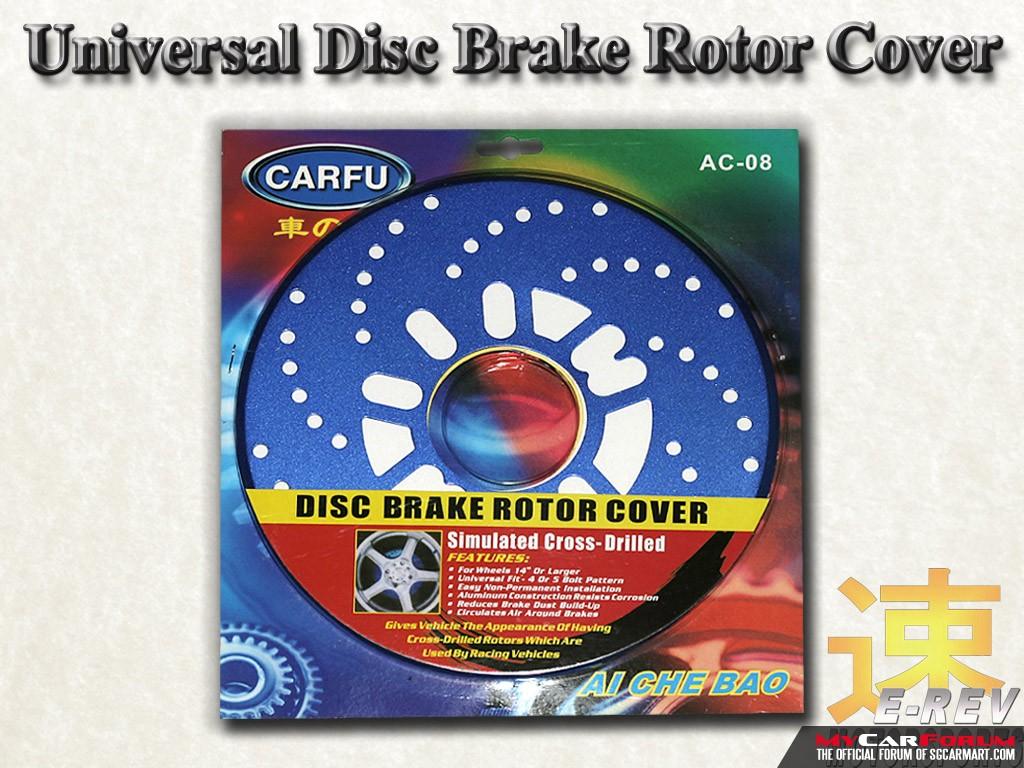 Drum Brake Disc Cover
