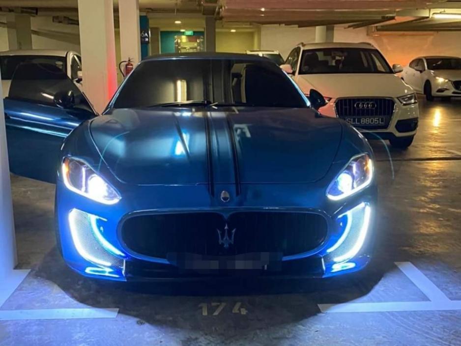 Auto Styling DRL Daytime Running Light