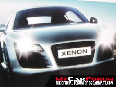 Toyota Fortuner Super Bright Xenon HID Light With Slim Ballast