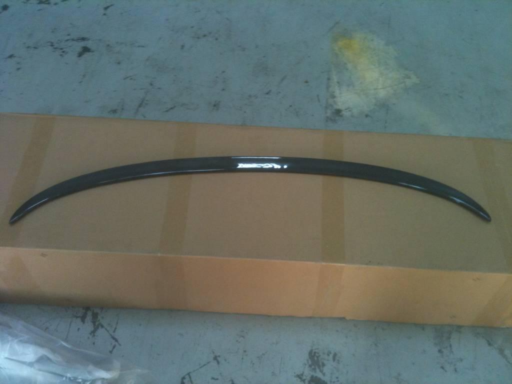 BMW E90 M Style Carbon Fibre Spoiler