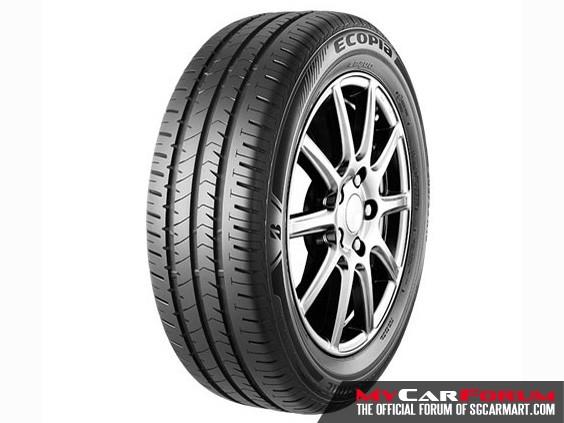 """Bridgestone Ecopia EP300 17"""" Tyre"""