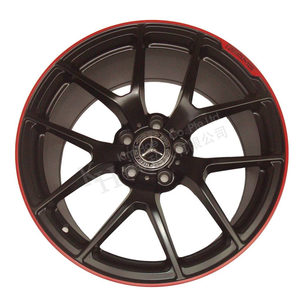 "Replica Mercedes AMG Sports Wheel 18"" Rim"