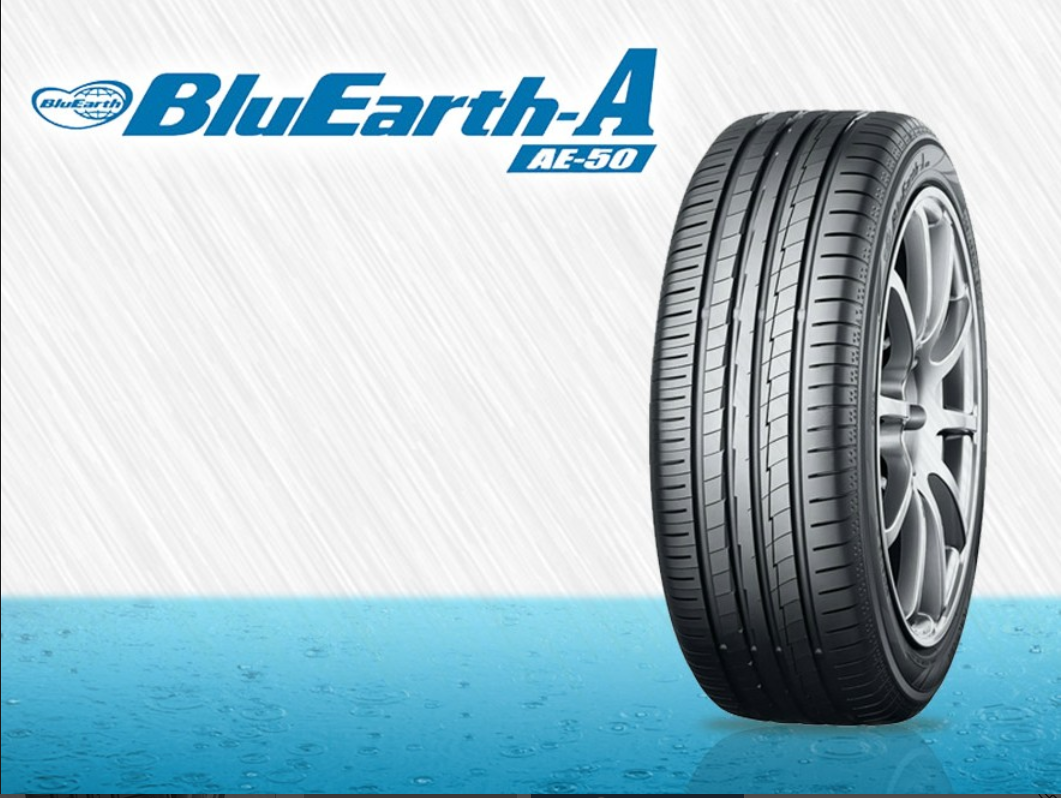 Yokohama BluEarth-A AE50 195/65/R15 Tyre (4 Pcs)