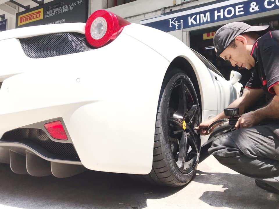 Michelin Pilot Sports 4S 225/35/R19 Tyre