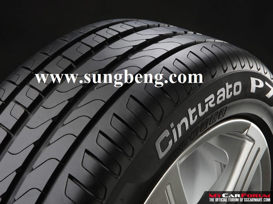 Pirelli Cinturato P7 205/55/R16 Tyre