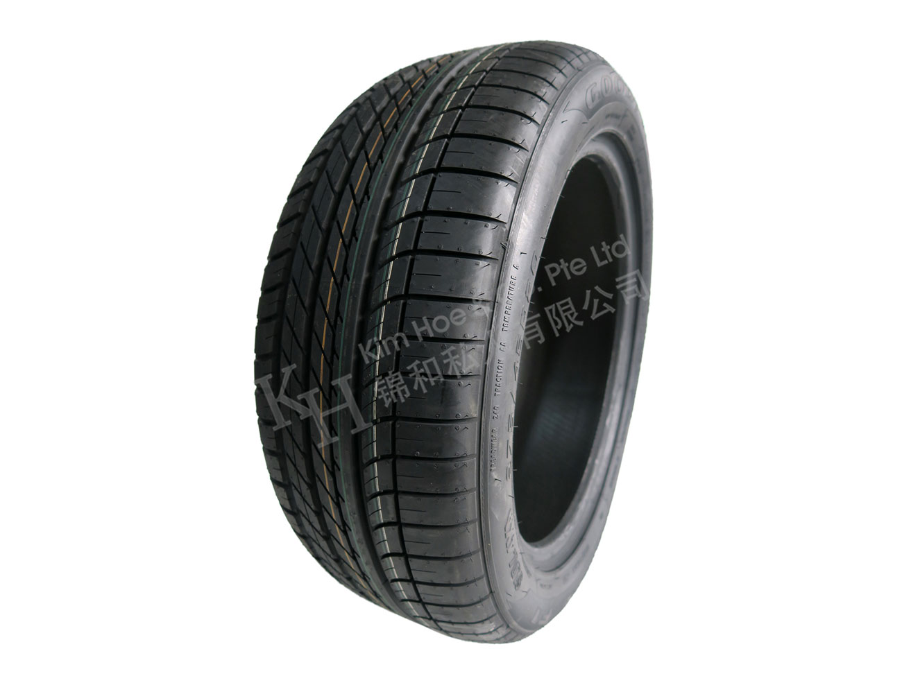 Goodyear EfficientGrip Performance 215/55/R16 Tyre