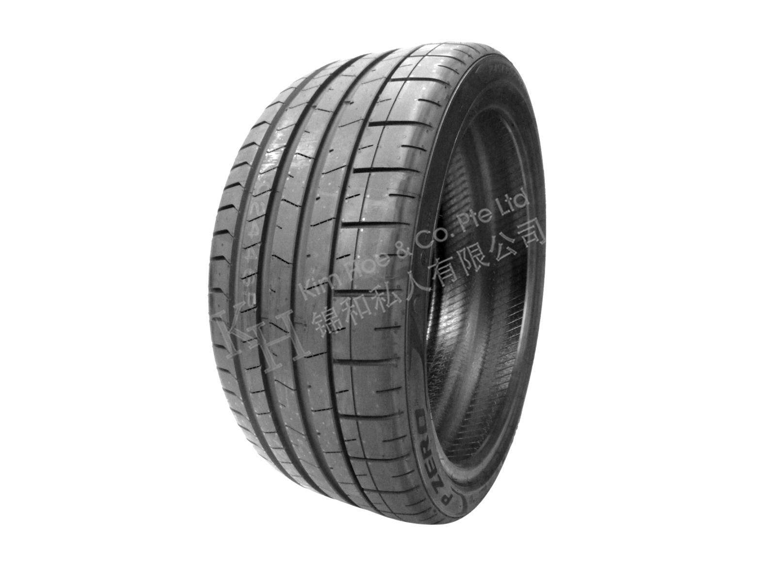 Pirelli P Zero PZ4 245/35/R21 Tyre