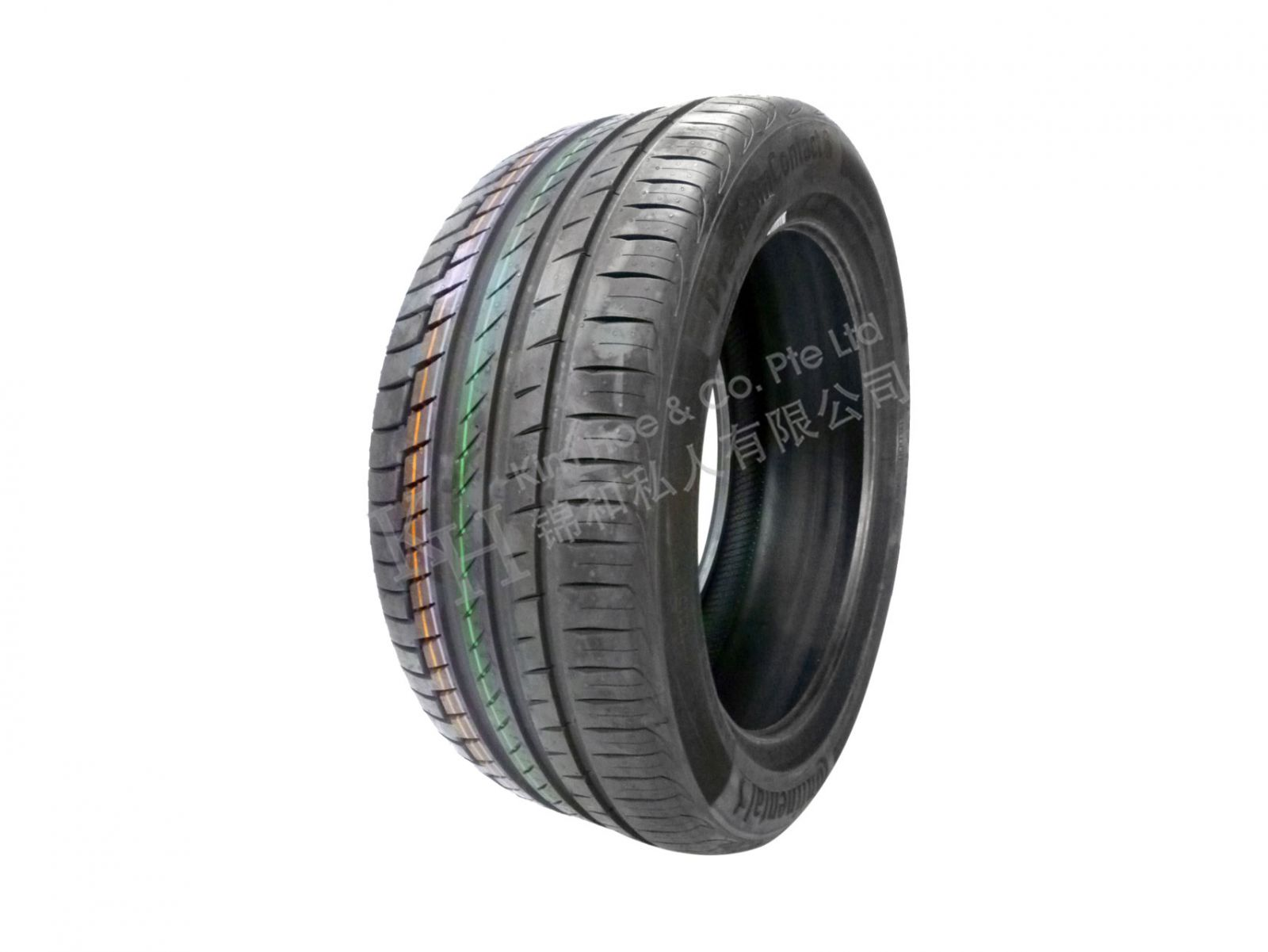 Continental ContiPremiumContact 6 225/60/R18 Tyre