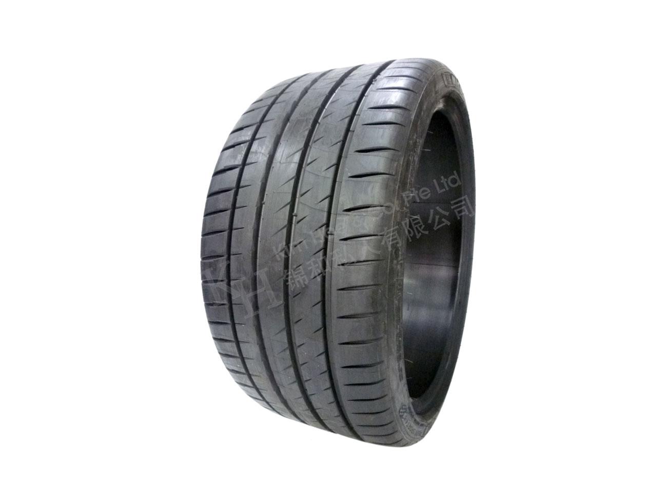 Michelin Pilot Sport 4 SUV 245/50/R19 Tyre