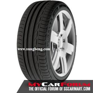 Bridgestone Turanza T001 215/45/R17 Tyre