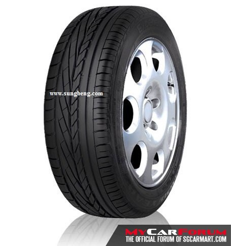 Goodyear Excellence 195/50/R15 Tyre