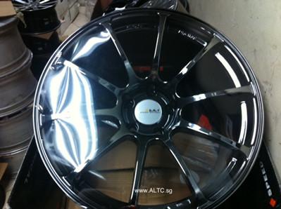 Advan Racing RS 19