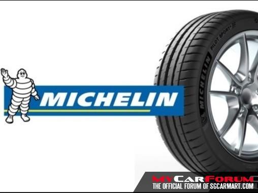 Michelin Pilot Sport 4 225/45/R17 Tyre
