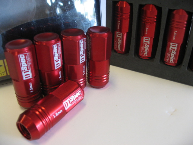 D1 Spec Racing Nuts Wheel Lug Nuts For Sale Mcf