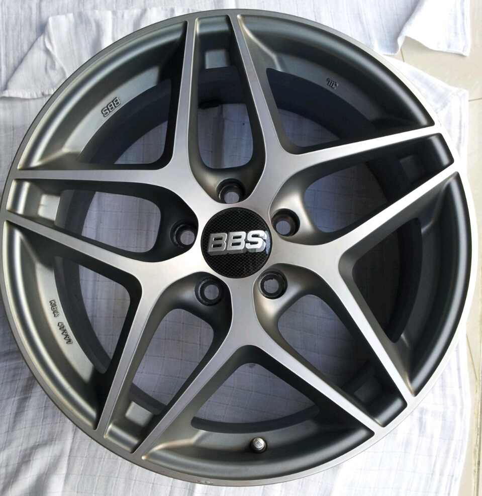 Bbs Anthracite 17 Quot Rims For Sale Mcf Marketplace