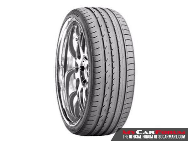"""Roadstone N8000 18"""" Tyres"""
