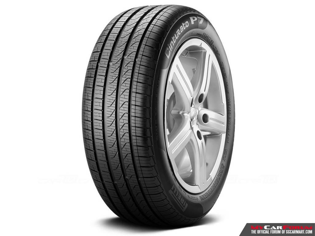 Pirelli P7 Cinturato 225/45/R17 Tyre