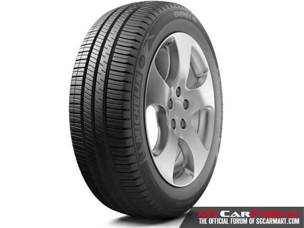 Michelin Energy XM2 195/65/R15 Tyre