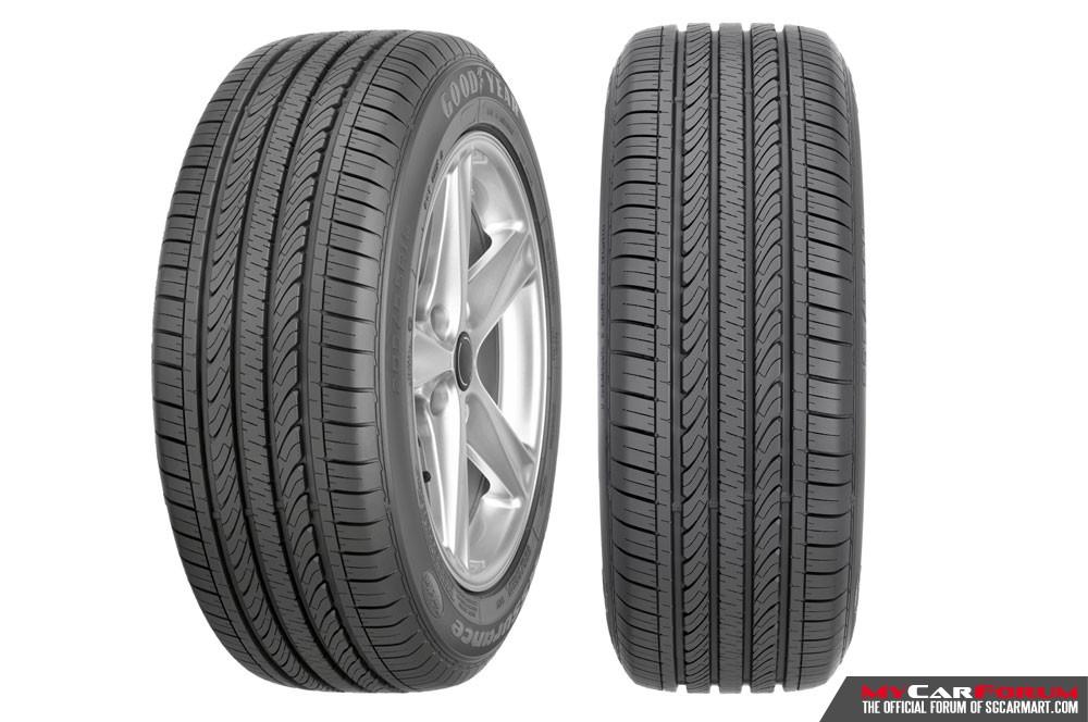 Goodyear Assurance TripleMax 215/60/R16 Tyre