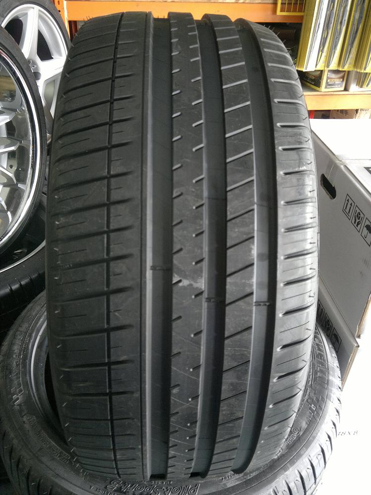 michelin pilot sport 3 ps3 19 tyre for sale mcf marketplace. Black Bedroom Furniture Sets. Home Design Ideas