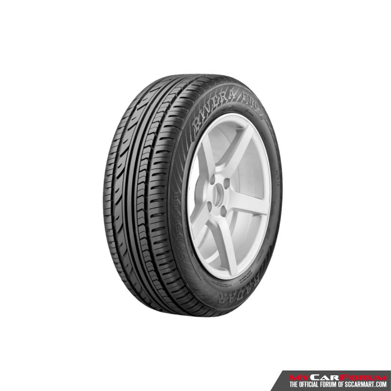 Radar Rivera PRO2 205/60/R16 Tyres