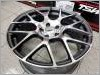 "TSW Nurburgring Rotary Forged 18"" Rims (With Pirelli Tyres)"
