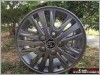 "Original Toyota Light Gunmetal 15"" Rims"