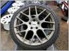 """TSW Nurburgring Rotary Forged 18"""" Rims (With Tyres)"""