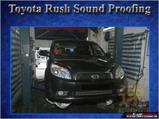 https://www.mycarforum.com/uploads/sgcarstore/data/6/Toyota_Rush_Black_Wheel_Arcs_Undercarriage_Sound_Proofing_1.jpg