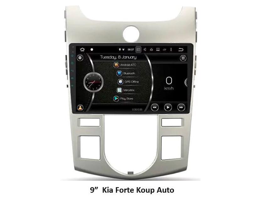 Android ATC Kia Koup (2006/2013) / Kia forte 2009 Multimedia Player