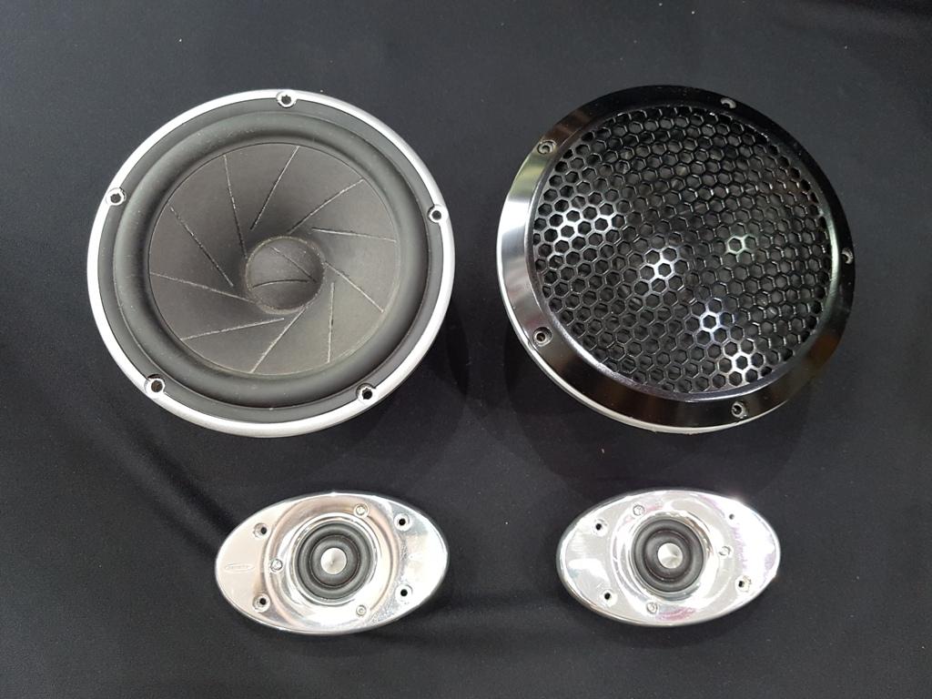 Genesis Absolute Series 2 Way Active Component Speaker