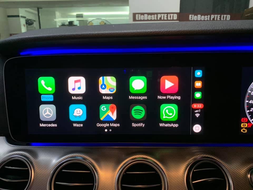 Continental Apple CarPlay & Android Auto Retrofit Service