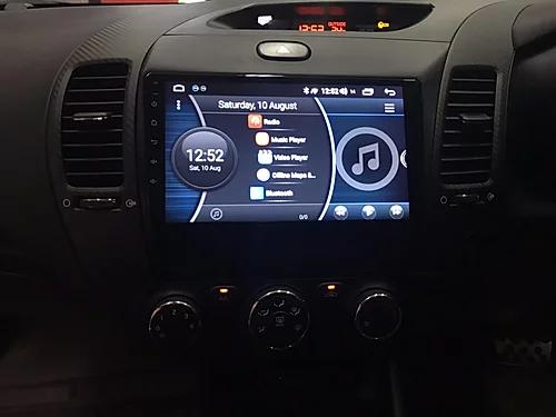 Android ATC Kia K3 2014-2017 Multimedia Player