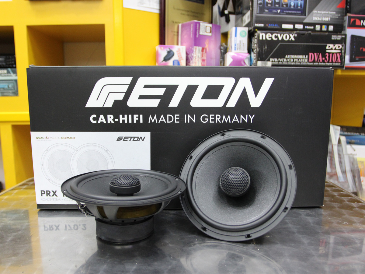 Eton PRX 170.2 Coaxial Speakers