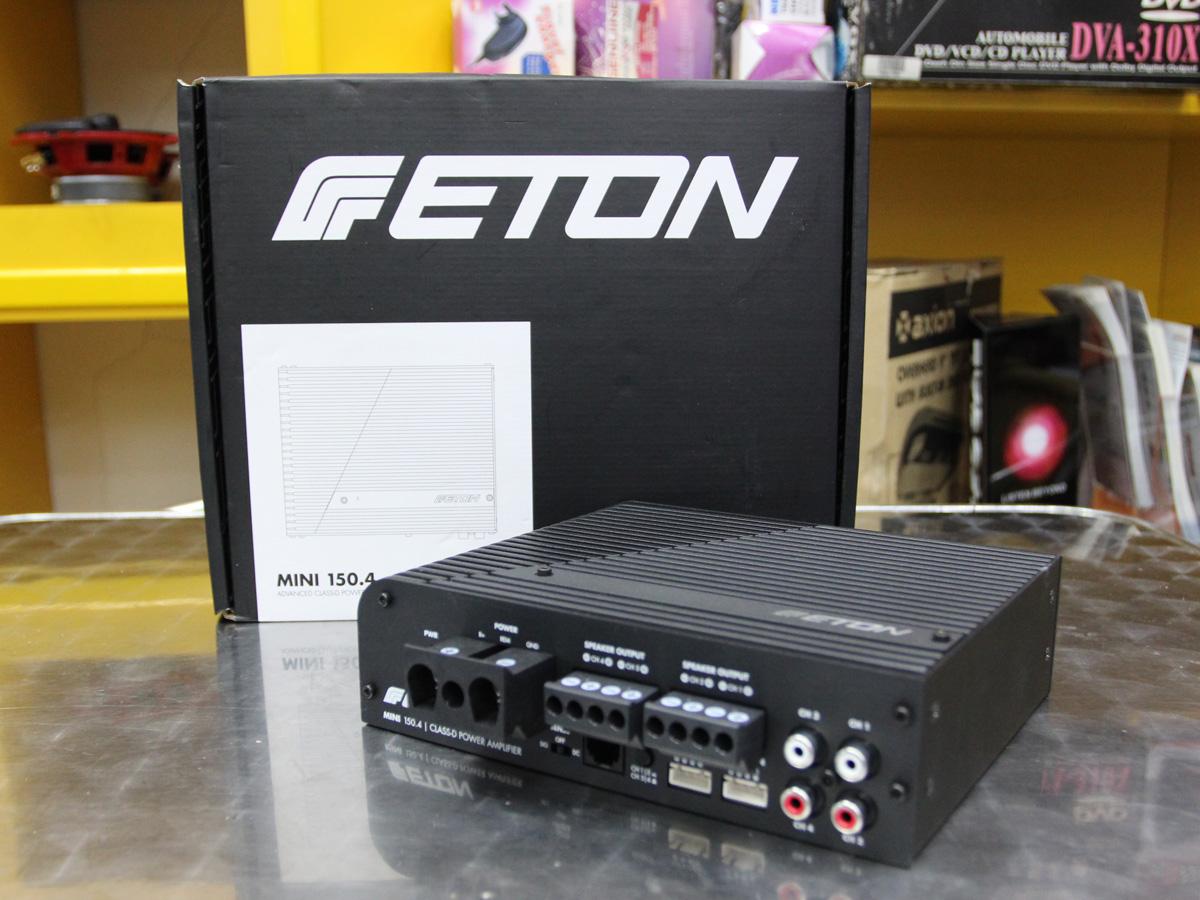 Eton Mini 150.4 4-channel Amplifier
