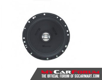 German Maestro Concept Line CC 6508 2-way Coaxial Speakers
